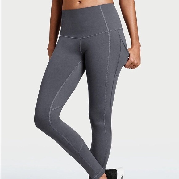 Victoria/'s Secret Knockout Sport Tight Athletic Pants Leggings Vsx Work Out New